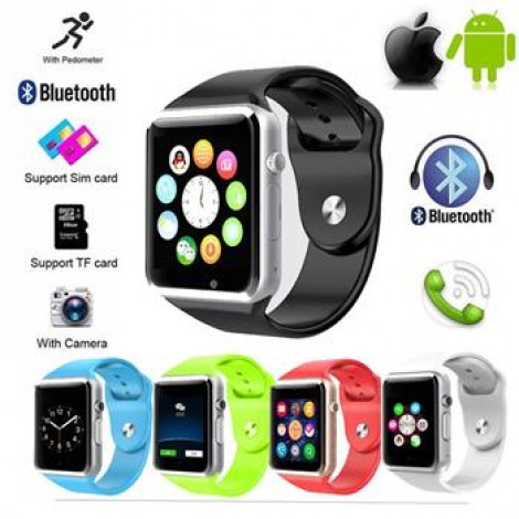 A1 Smart Watch Bluetooth Waterproof A1 Smart Watch Android