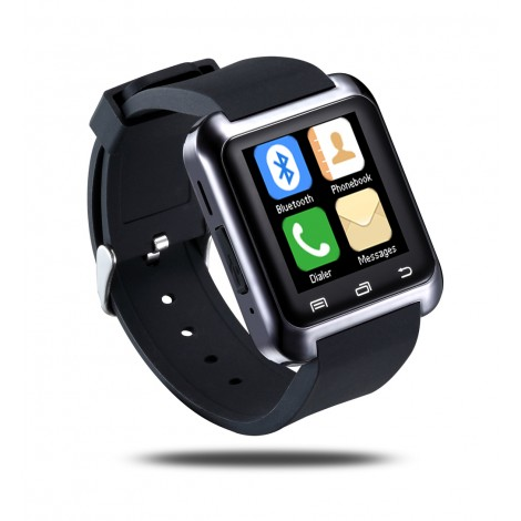 Bluetooth Smart Watch WristWatch U80 watch sport for iPhone/Samsung