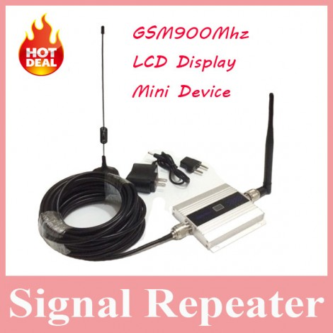 GSM 900Mhz Mobile Cell Phone Signal Booster Amplifier