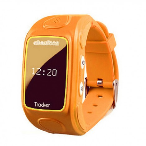 Child GPS Kids Watches With Pedometer/Phone Call and Answer/SMS