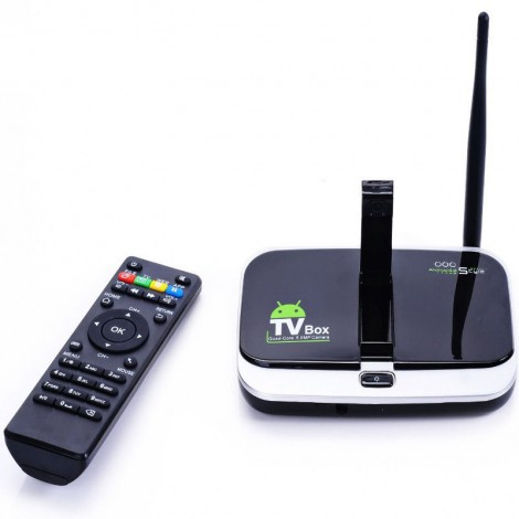 CS918S Quad Core Android TV Box XBMC