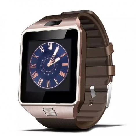 DZ09 Sim Card Smart Watch Phone With 2.0 Camera Sync SMS Phonebook