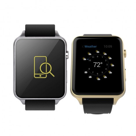GT88 Bluetooth Smart Watch Wristwatch 30W Camera for Android IOS