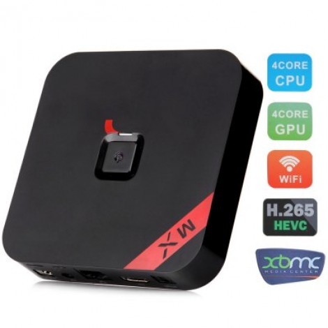 MXQ xbmc Kodi Tv Box Amlogic S805 Quad Core Google Android 4.4 Kitkat 1GB 8GB