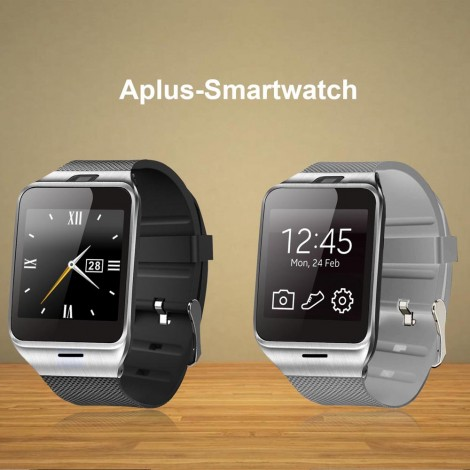GV18 Smart bluetooth WristWatch with Camera Android watch Phone