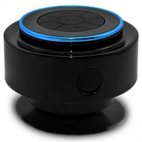 IP67 Handsfree Wireless Waterproof Bluetooth Bathroom Speaker With Mic