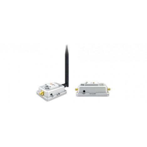 2.4GHz Wireless 2W 33dBm WiFi Signal Booster