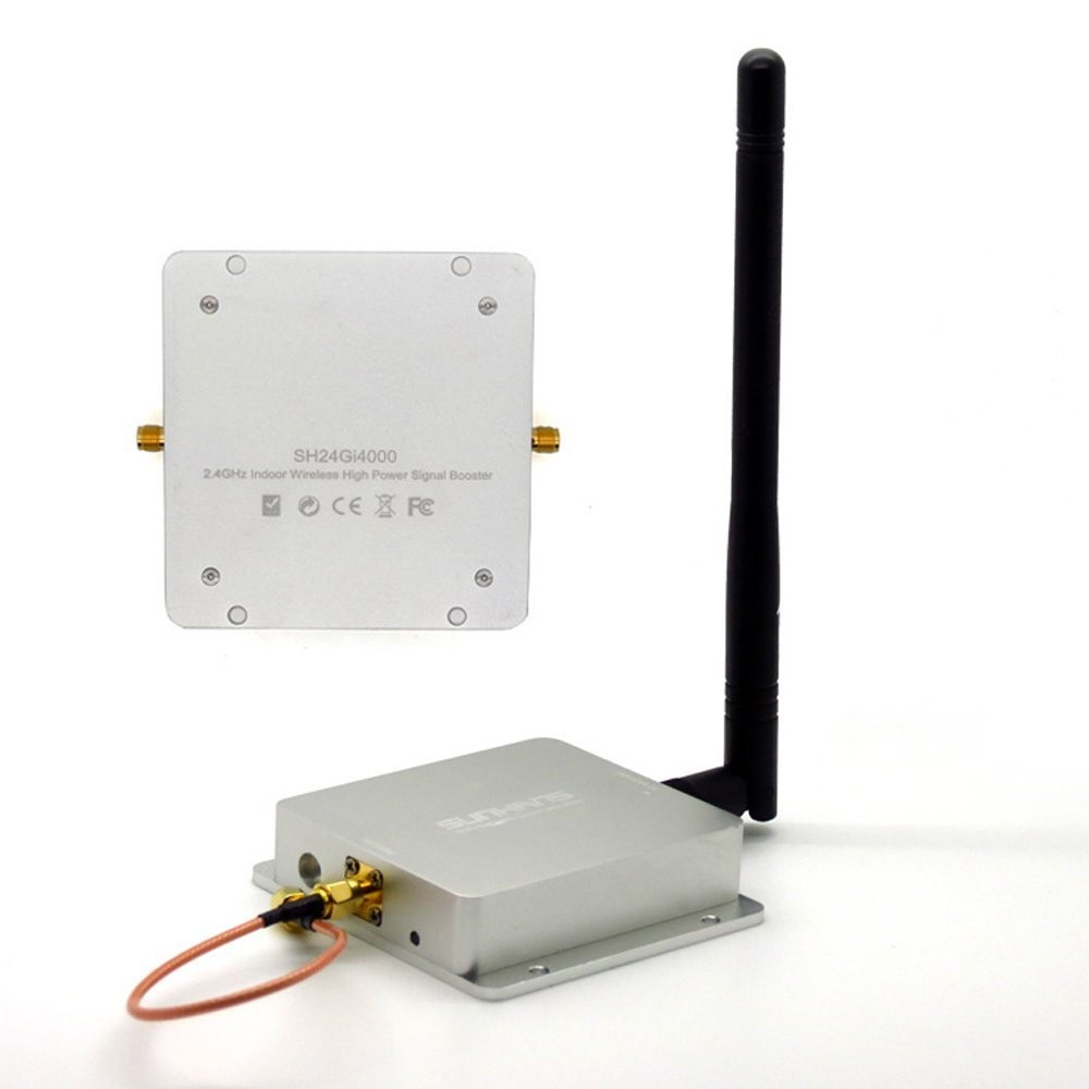 Wifi Signal Booster 4000mw 2 4ghz 36dbm Wifi Signal Repeater/amplifer