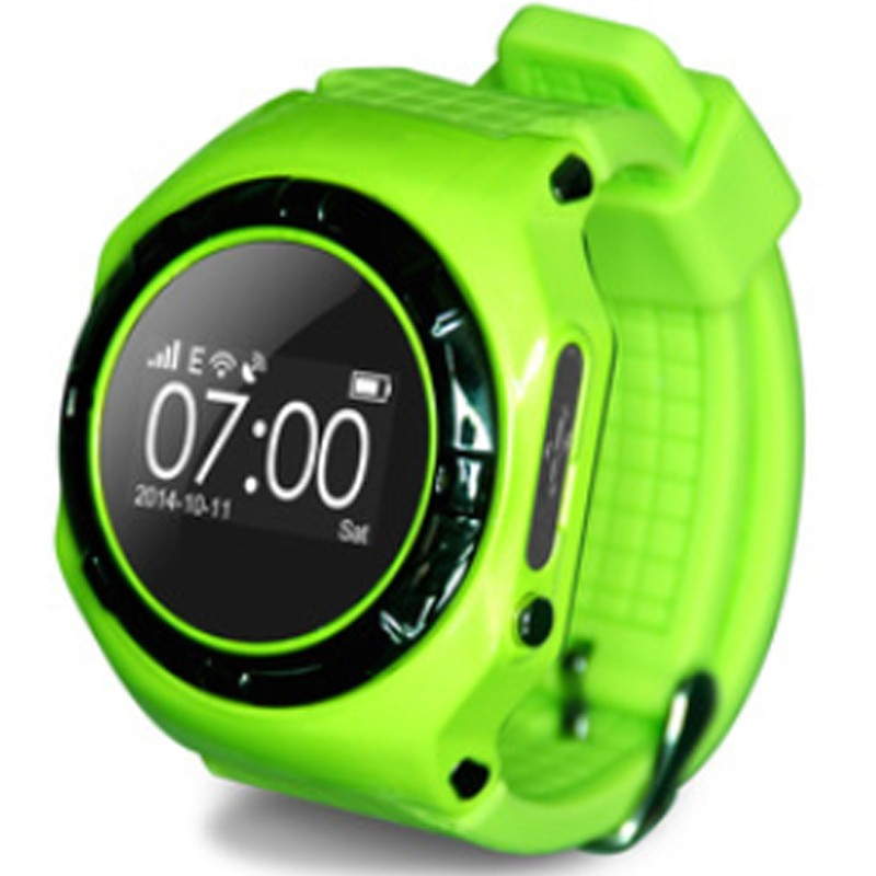 Kids Gps Watch Tracker Wifi Smart Watch Sos