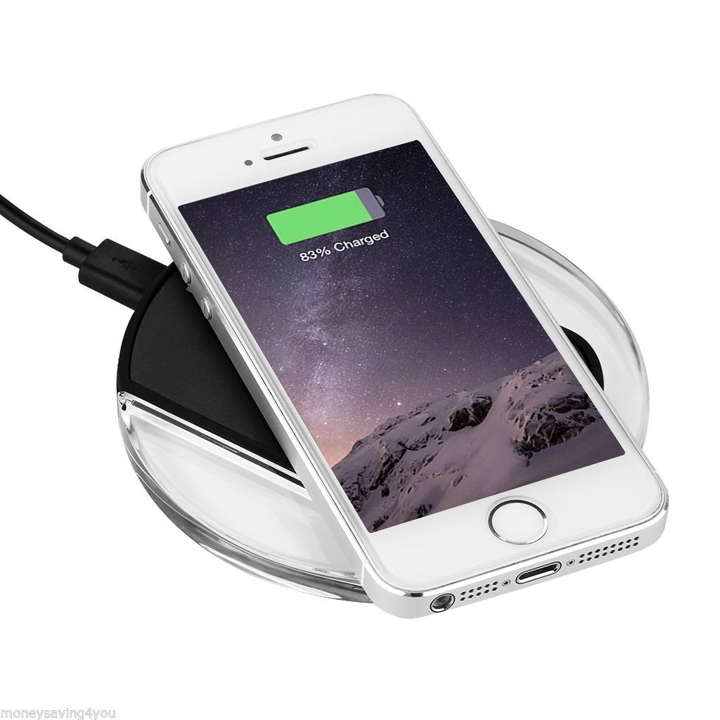 the best attitude 13a37 48d2a MAGIC DISK II Wireless Charger Qi Charging Pad for iphone 6S