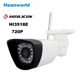 720p HD IP Security Camera With Infrared Night vision
