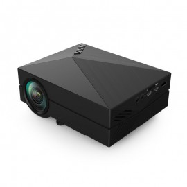 GM60 1000 Lumens MINI 3D Projector 800 x 480 Pixels Portable 1080P