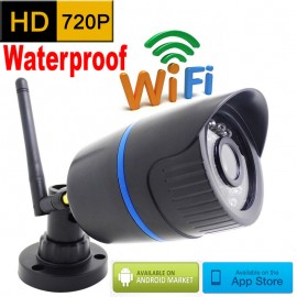 Ip Camera 720p HD wifi outdoor wateproof cctv security system surveillance mini