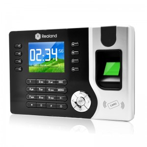 Biometric Fingerprint Attendance Time Clock+ID Card Reader+TCP/IP+USB