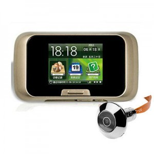 Mini 2.8 inch LCD Digital Peephole Viewer Door Eye Digital Camera Doorbell