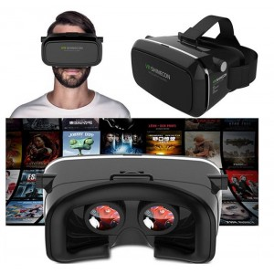 Virtual Reality VR SHINECON 3D IMAX Glasses For Smartphone