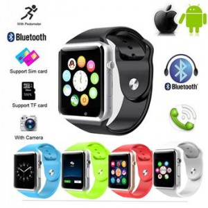 A1 Smart Watch Bluetooth Waterproof GSM Phone For Android