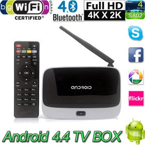 Q7 Andoid 4.4 TV Box CS918 RK3188 2G/8G Quad Core Smart Media Player HD XBMC Kodi