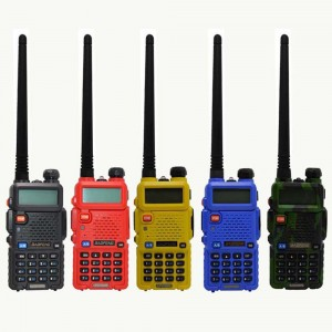 Baofeng UV-5R Dual Band UHF / VHF Two Way Ham FM Radio