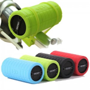 Bicycle Bluetooth Wireless Speaker Bike Super Bass Portable Waterproof