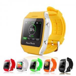 DZ10 Bluetooth Smart Watch Phone With GPS Touch Screen SIM Card TF Card