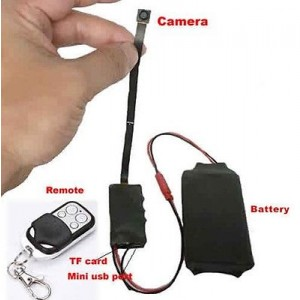 1080P HD Spy Module Hidden Camera DIY Video With Remote Control