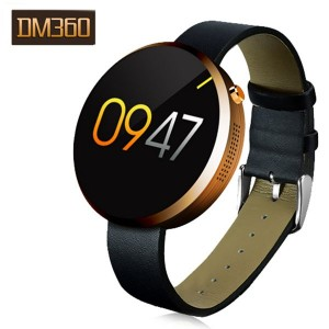 DM360 Bluetooth Smartwatch Smart watch for IOS Andriod with Heart rate monitor