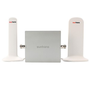 Dual band 4G 1800/2600mhz mobile signal repeater GSM/LTE