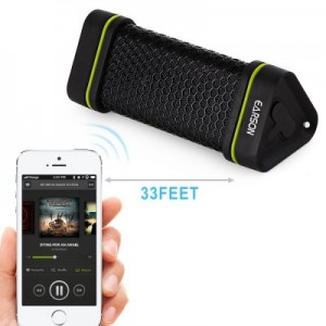 EARSON ER-151 Waterproof Speaker Outdoor Stereo Shockproof Wireless Bluetooth Speaker