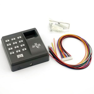 Fingerprint/ RFID ID Card Reader/ password Access Door Lock Control System