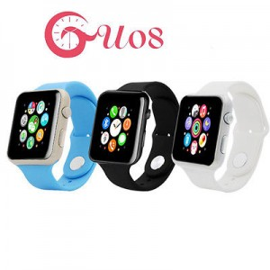 GU08 Bluetooth Smart Wrist Watch For IOS Android Iphone Samsung LG