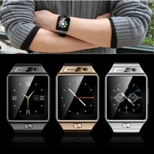 GV08S Bluetooth Smart Watch Man Touch screen Wristwatch For Android