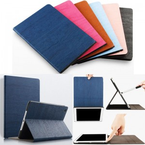 Luxury Stand Flip PU Leather Case Cover for Apple iPad Mini / iPad Air 1 2