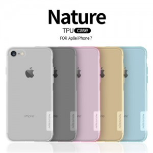 Nature Ultra thin Soft TPU Shockproof Back Cover Case For iPhone 7/7Plus