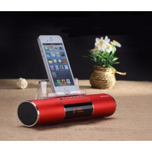 Wireless Bluetooth Speaker MP3 Music Player FM Radio Support TF Card U Disk