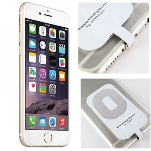 Qi Standard Wireless Charger Charging Receiver Card For iPhone 6 PLUS