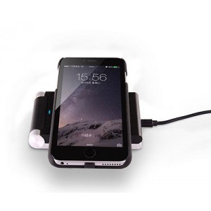 Qi Wireless Charging Receiver Case Cover For iPhone 6/6+