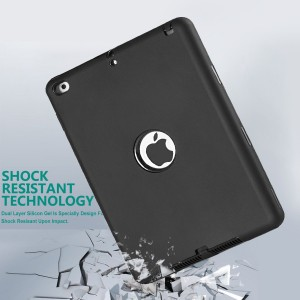 Shockproof Waterproof Heavy Duty Case Cover For Ipad 2/3/4 Mini Air Pro