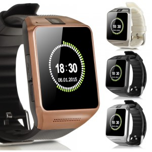 "Smart Watch GV08 1.5"" Support SIM Card and 1.3MP Camera Bluetooth Watch"