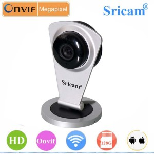 Sricam SP009C 720P H.264 Wifi Wireless IP Mini Camera