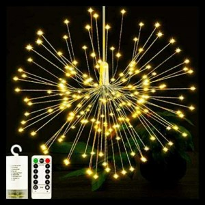 Firework Lights Fairy String Starburst Light