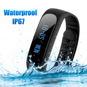 SW19 Smart Health Brancelet Waterproof Bluetooth Fitness Sport Sleep Tracker