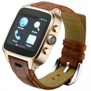 Touch Screen Android 4.2.2 3G Smart Watch Phone Wristwatch Phone
