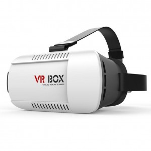 VR Box 2.0 Version Virtual Reality 3D Glasses+ Bluetooth Game Remote Controller
