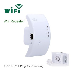 Wireless-N WiFi Repeater Router Range Expander Extender
