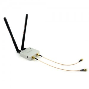 WiFi Signal Booster 1000mW 2.4 GHz 2T2R / 300Mbps