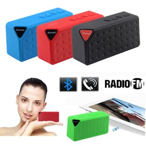 X3 Bluetooth Mini Wireless Speaker