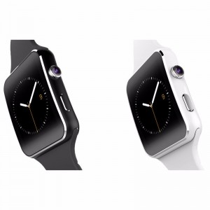 X6 Bluetooth Smart Watch For HTC Samsung Android Phone With Camera SIM