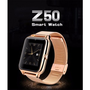 Z50 Bluetooth Smart Watch SIM GPRS NFC For Android IOS