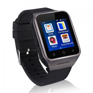 ZGPAX S8 Android 4.4 Smart Watch Phone MTK6572 SmartPhone Wristwatch Bluetooth SmartWatch